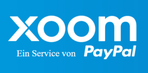 Xoom Geldtransfer